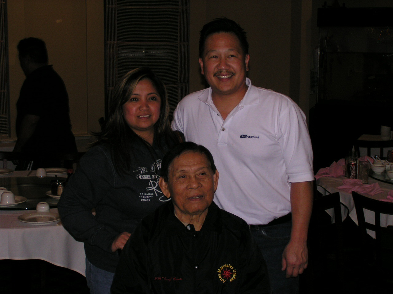 Passing of another Martial Art Grandmaster